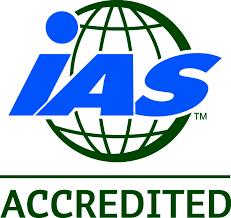 badan sertifikasi iso Akreditasi IAS
