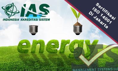 Sertifikasi ISO 14001 Jakarta
