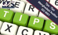 tips tips menghadapi ISO 9001