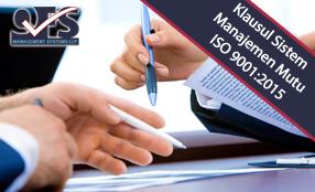 tem Manajemen Mutu ISO 9001