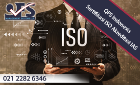 Sertifikasi ISO QFS Indonesia 1